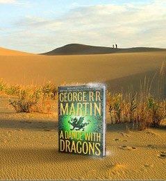 Танец с Драконами: снег валит, а Мартин в пустыне