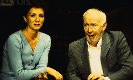 Мишель Фэйрли [Michelle Fairley] и Джим Нортон