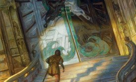 Арья в храме Безликого