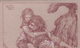 Джон, Арья и Нимерия