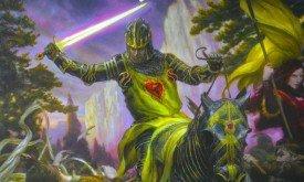 Станнис в битве у Стены