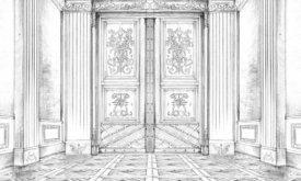 Покои королевы Хелейны Таргариен