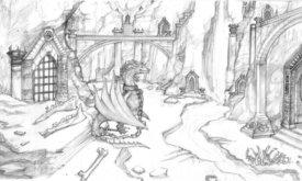 В Драконьем Логове драконы стали мельчать