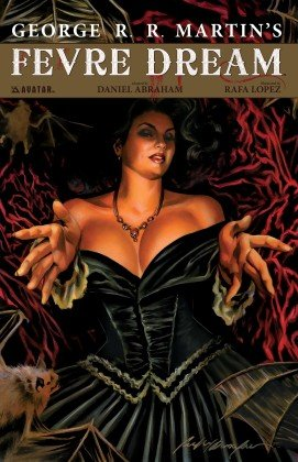 Грезы Февра, твердый переплет, графический роман и одна из обложек первого выпуска