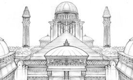 Лунный храм в Браавосе