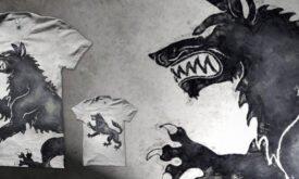 Нападающий волк Старков