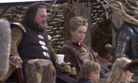 Царствующее семейство: Роберт, Серсея, Томмен и Мирцелла