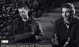 """Дэвид Беньофф и Дэн Уайсс, перевод сайта """"Создание Игры престолов"""""""