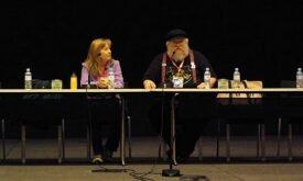 Джордж Мартин рассказывает об Игре Престолов на WorldCon