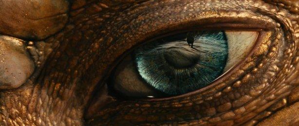 Нарнийский дракон хорош только частями