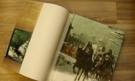 «The Art of George R.R. Martin's A Song of Ice & Fire»
