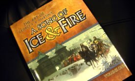 альбом «The Art of George R.R. Martin's A Song of Ice & Fire»