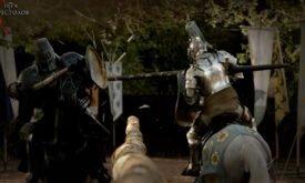 Турнирное сражение в Inside Game of Thrones