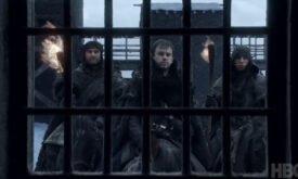 Ройс, Гаред и Уилл отправляются на разведку