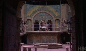 Реальные декорации тронного зала Орлиного гнезда, Игра престолов