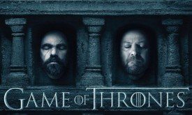 Постер 6-го сезона (лица в Черно-белом доме)