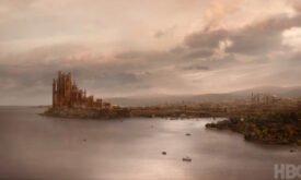 Королевская Гавань и Красный замок