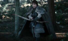 Теон в Волчьем лесу