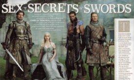 EW об Игре престолов
