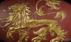 Дизайн гербов Игры престолов