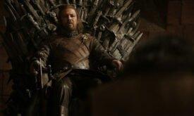 Нед Старк на Железном троне