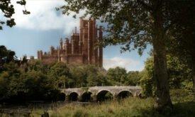 Красный замок в Королевской гавани