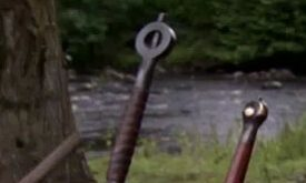 Меч Григора Клигана и Лед, фамильный меч Старков