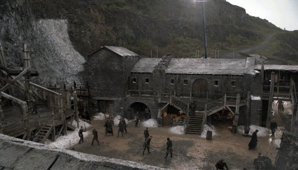 Черный замок (до)