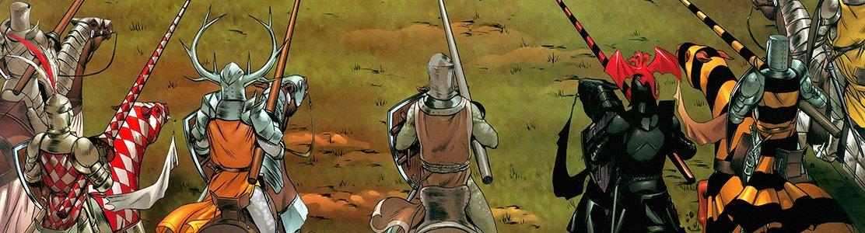 Межевой рыцарь / Hedge Knight (комикс)