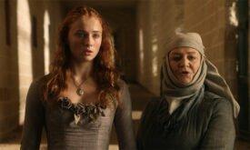 Санса и септа Мордейн