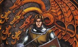 Межевой рыцарь I (2b), худ. Tom Mandrake, Mark Stefanowicz