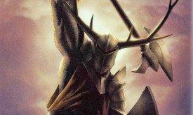 Межевой рыцарь I (3a), худ. Mike S. Miller, Anders Finer