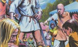 Межевой рыцарь I (4b), худ. Tom Yeates