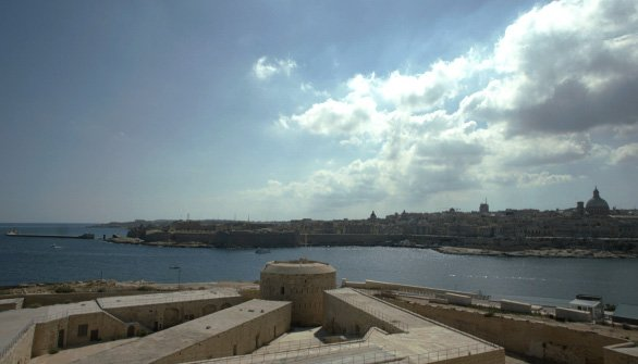 Мальтийские кадры основы Королевской гавани