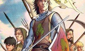 Межевой рыцарь II (2), худ. Mike S. Miller