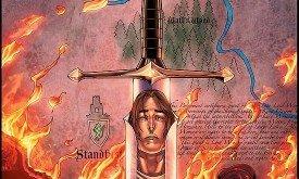 Межевой рыцарь II (4), худ. Mike S. Miller