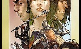 Межевой рыцарь II (6), худ. Mike S. Miller