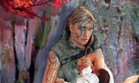 Женщина с Медвежьего острова