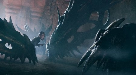 Черепа драконов