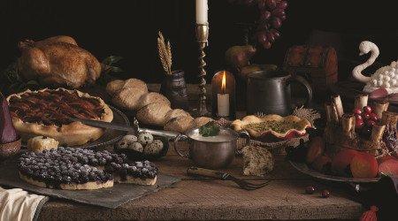 Мир создают детали — подробные описания кушаний