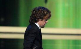 Питер Динклейдж на вручении Эмми 2011