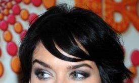 Лена Хиди после вручения Эмми 2011 на вечеринке HBO