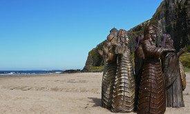 Downhill beach (Северная Ирландия), фото   Amanda Killen