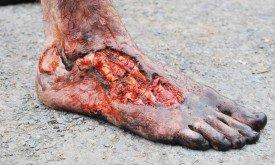 Нога мертвеца