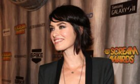 Лена Хиди на Scream Awards