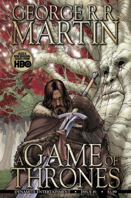 Game of Thrones [Dynamite Entertainment (2011)]