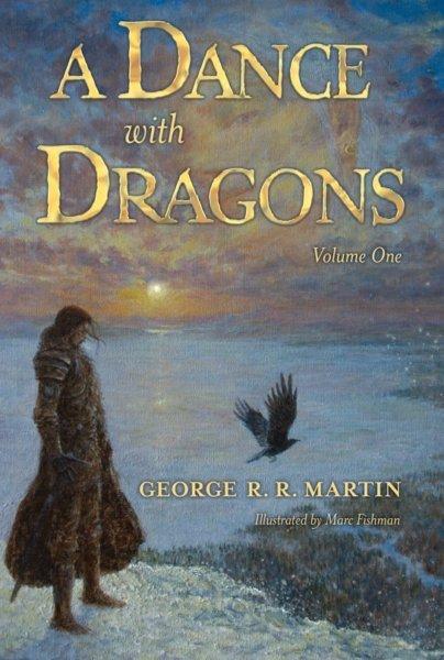 Танец с драконами, илл. Марк Фишман (том 1)