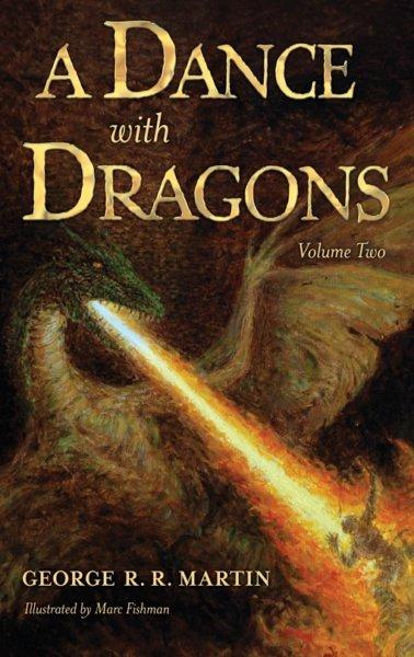 Танец с драконами, илл. Марк Фишман (том 2)