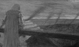 Сир Барристан: Миэрин в огне