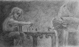 Тирион играет в кайвассу